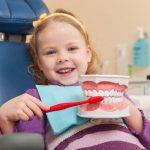 Demineralizarea smalțului dentar la copii